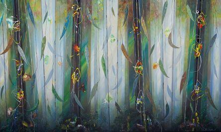 Robert Stopa, 'Morning light in turqouise '