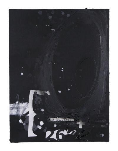 Suzanne McClelland, 'In the Black #9', 2015