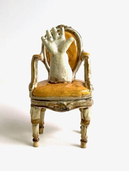 Renee Tay, 'Yellow Chair', 2021