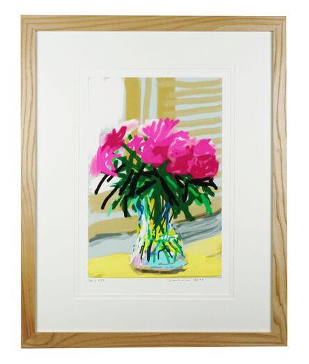 David Hockney, 'My Window. ART EDITION (NO. 1–250) 'NO. 535',  28TH JUNE 2009', 2019