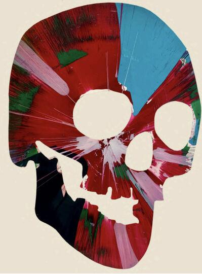 Damien Hirst, 'Skull Spin', 2014