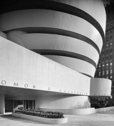 Ezra Stoller, 'Guggenheim Museum, Frank Lloyd Wright, New York, NY', 1959