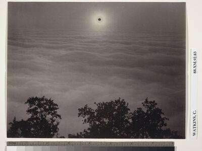 Carleton E. Watkins, 'Solar Eclipse', 1889