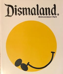 James Joyce, 'Banksy Dismaland Book ', 2015