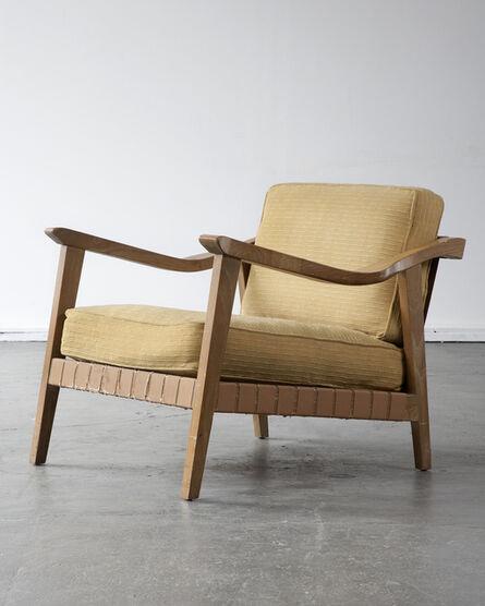 "Greta Magnusson Grossman, '""Palimino"" lounge chair', ca. 1947"
