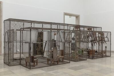 Louise Bourgeois, 'Passage Dangereux', 1997