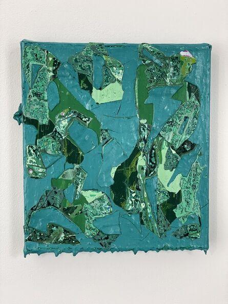 Christina Zurfluh, 'Green', 2020/21