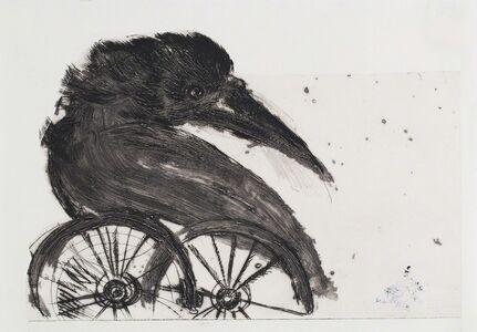 Christine Sefolosha, 'Crow', 2018