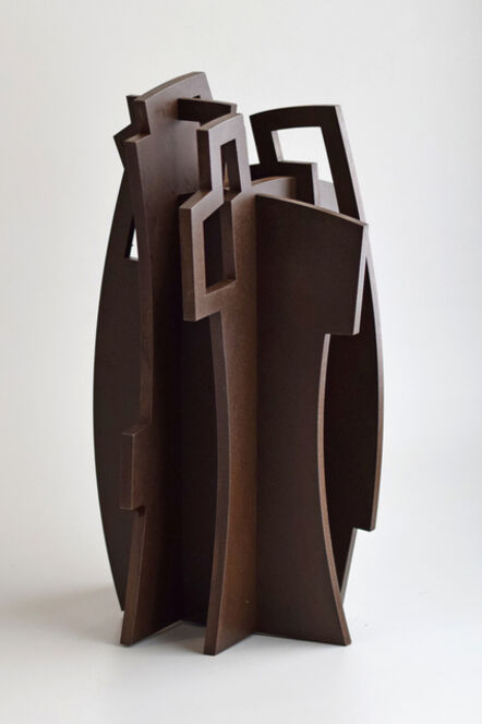 Iñigo Arregi, 'Estructura Asimétrica', 2016