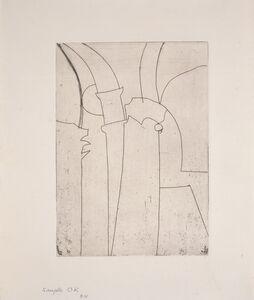 Ben Nicholson, 'Urbino', 1965