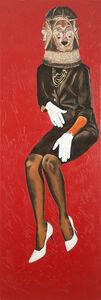 Margaret Rose Vendryes, 'Fang Supreme - Diana Ross', 2013