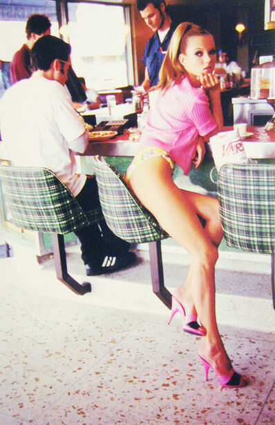 Arthur Elgort, 'Kate Moss, Los Angeles, VOGUE', 1995
