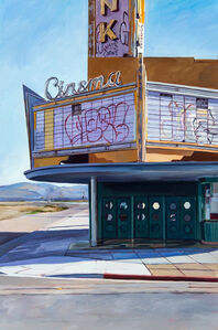 Patricia Chidlaw, 'Cinema', 2014