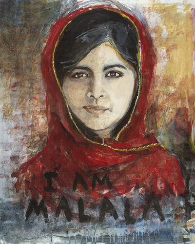 Joan Baez, 'Malala Yousafzai', 2017