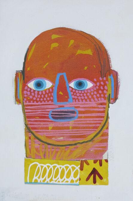 David Shillinglaw, 'Head 12 ', 2018