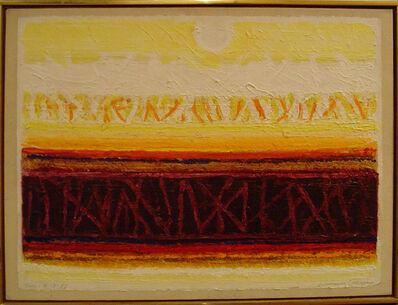 Lawrence Calcagno, 'Taos ', 1982