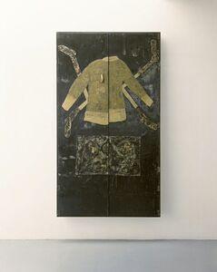 Bruno Ceccobelli, 'Il Solitario Lo Sa', 1989