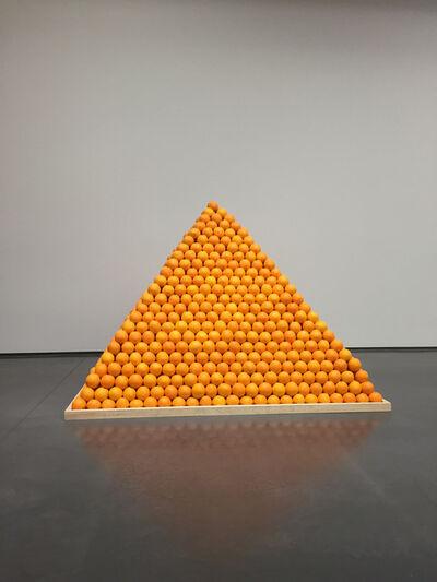 Roelof Louw, 'Soul City (Pyramid of Oranges)', 1967