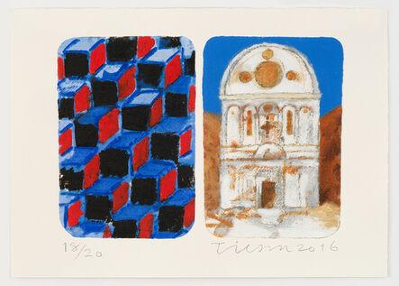 Joe Tilson, 'The Stones of Venice, Santa Maria dei Miracoli Diptych', 2016