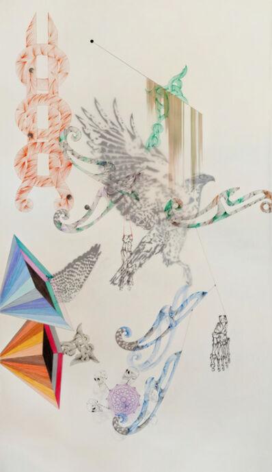 Malu Saddi, 'Da série Para que eu me recorde dos segredos do equilíbrio', 2013
