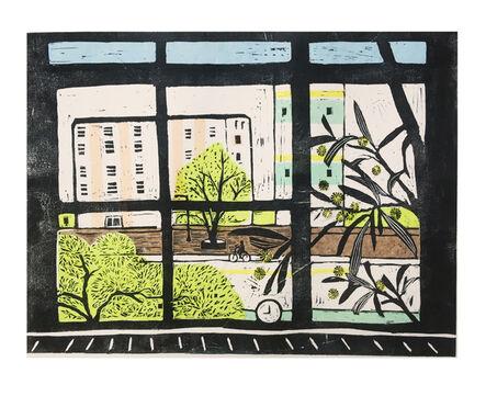 June Ho, 'Acacia Tree In April', 2019