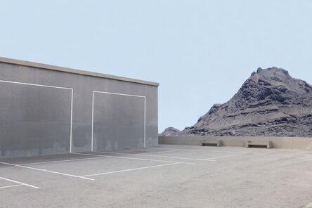 Lauren Marsolier, 'Playground2', 2010