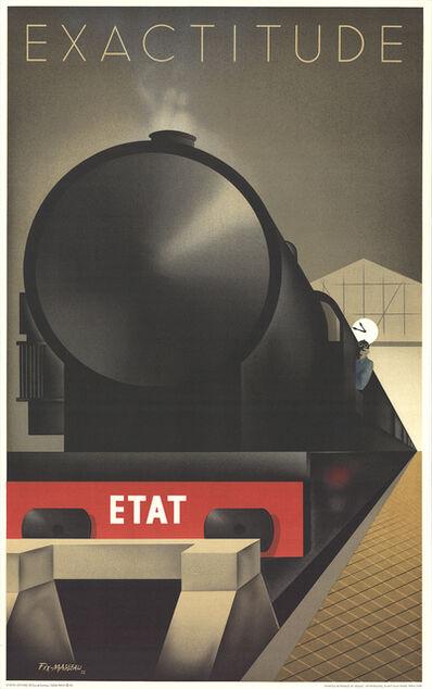 Pierre Fix-Masseau, 'Exactitude', 1982