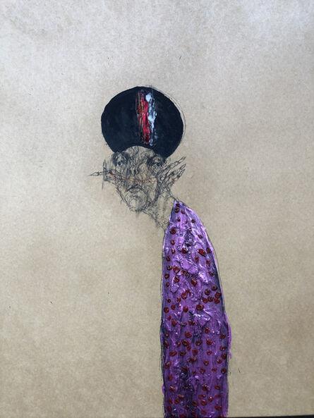 Sabhan Adam, 'Metamorphose Rouge', 2012