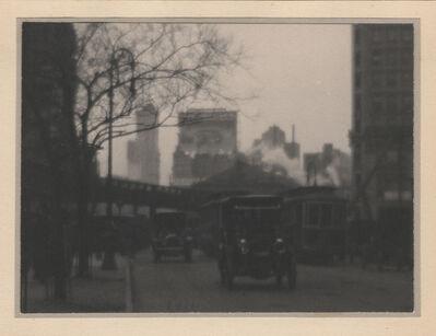 Karl Struss, 'Herald Square, New York', 1911