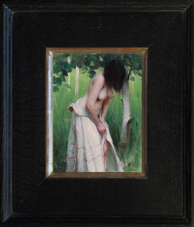 Jeremy Lipking, 'Shady Grove Nude', 2017