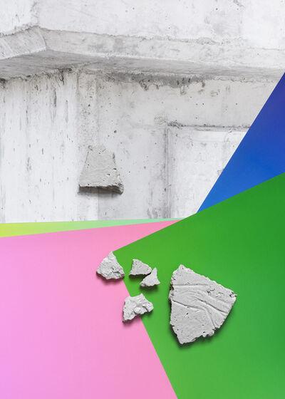 Vivian Cooper Smith, 'Concrete Compositions (Series 3) #3', 2015