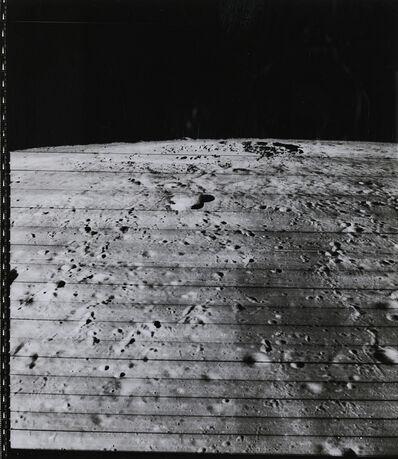 NASA, 'Lunar Orbiter', 1966