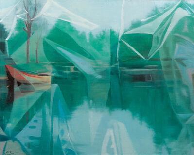 Hu Xiangdong, 'Estranged No. 3, Fisherman's Rest', 2007