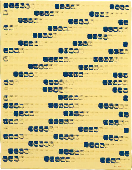 Lee Ufan, 'From Point No. 780126', 1978