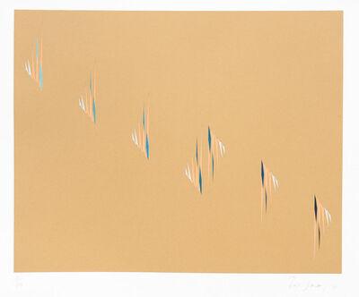 Tess Jaray RA, 'Number 3', 1971