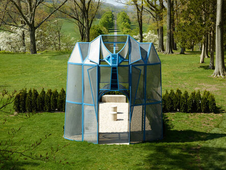 Dennis Oppenheim, 'Entrance to a Garden', 2002