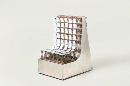 Zhoujie Zhang, 'Sensor Chair', 2018