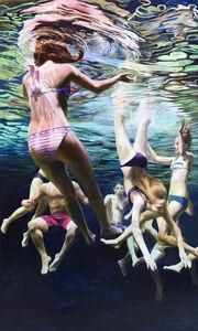 Anne Leone, 'Cenote Azul #21', 2017