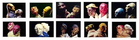 Thomas Schütte, 'United Enemies: A Play in Ten Scenes', 1994