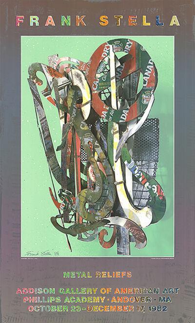 Frank Stella, 'Kastura', 1982