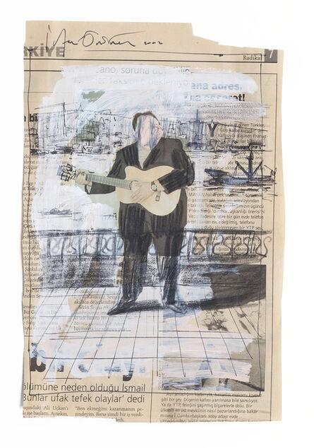 Irfan Önürmen, 'Newspaper Series 5', 2000-2002