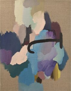 Andrew Kuo, 'Self-Portrait (Side)', 2011