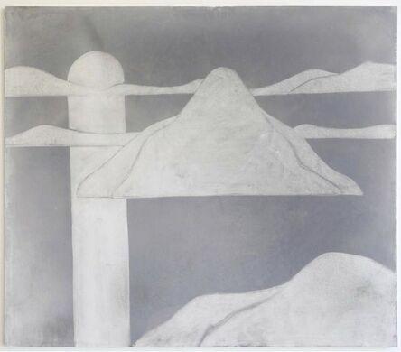 Silke Otto-Knapp, 'Landscape (Midnight Sun)', 2014