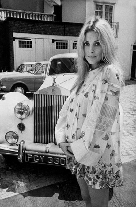 Terry O'Neill, 'Sharon Tate', 1969