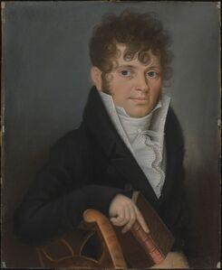Friedrich Christian Krieger, 'Adolph Friedrich Theodor Gritzner', 1809