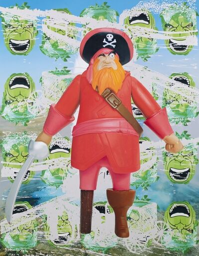 Jeff Koons, 'Peg Leg', 2006