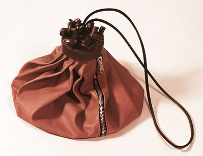 Claes Oldenburg, 'Double-Nose/Purse/Punching Bag/Ashtray', 1970