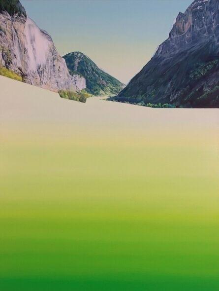 Jennifer Nehrbass, 'Green Tide', 2018