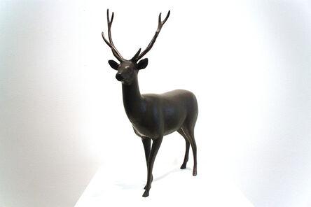 Gwynn Murrill, 'Deer 3 Maquette', 2006