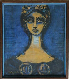 René Portocarrero, 'Mujer', 1960